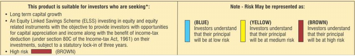investor category for Equity linked savings schemes