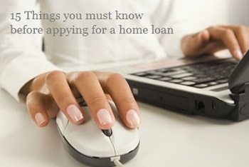 15 Home Loan terms you must know before applying for a home loan